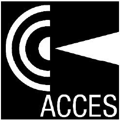 Logo ACCES Asociación Estatal de Salas de Música en Directo