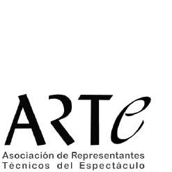 Logo ARTE Asociación de Representantes Técnicos del Espectáculo