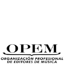Logo OPEM Organización Profesional de Editores de Música
