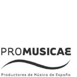 Logo PROMUSICAE Asociación Estatal de Salas de Música en Directo