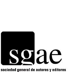 Logo SGAE Sociedad General de Autores y Editores